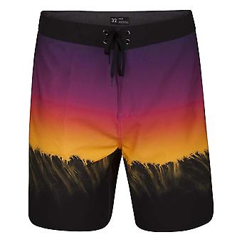 Hurley Phantom Estuary 18 inch Mid Length Boardshorts