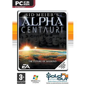 Sid Meiers Alpha Centauri komplet (PC)