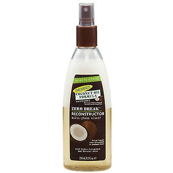 Palmer's Coconut Oil Formula Zero Break Reconstructor Elixir 250ml
