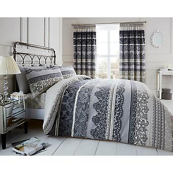 Reverie Printed Duvet Quilt Cover Bedding Set