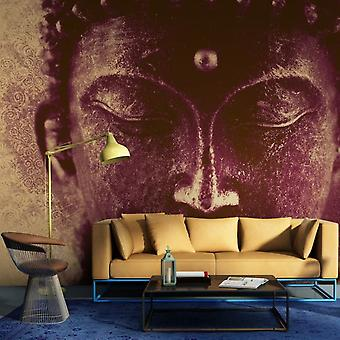 Wellindal Wallpaper Weise Buddha (Dekoration , Wandtattoos)