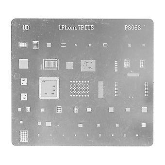 Tool für das iPhone 7 Plus -0,15 mm BGA Reballen Schablone Vorlage