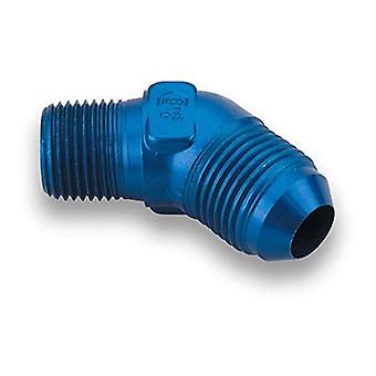 Earl's 982312ERL 45° Elbow Male AN -12 to 3/4