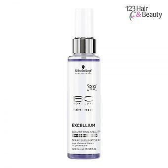 Schwarzkopf Professional BC Bonacure Excellium Beautifying Replenishment Steel Spray 100ml