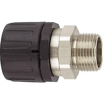 HG-SM Straight Swivel External Thread, IP66 HG16-SM-M16 166-21301 Hellermann Tyton