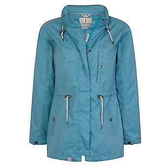 Lighthouse Fran Ladies Coat Blue Sail