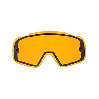 Fox Orange 2017 Dual MX Goggle Lens