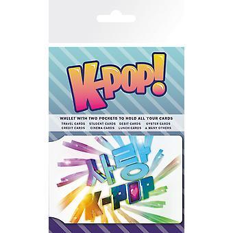 Porte-cartes de KPop Love