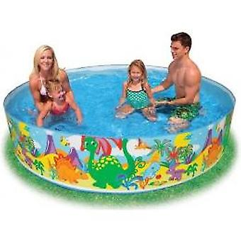 Intex kinderzwembad snapset 244x46cm