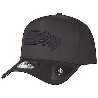 New Era A-Frame Ripstop Trucker Cap - NFL Seattle Seahawks