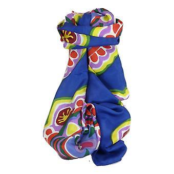 Amoreira cachecol longo clássico Anju Multicoloured por Pashmina & seda