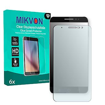 Coolpad Modena Screen Protector - Mikvon Clear (Retail Package with accessories)