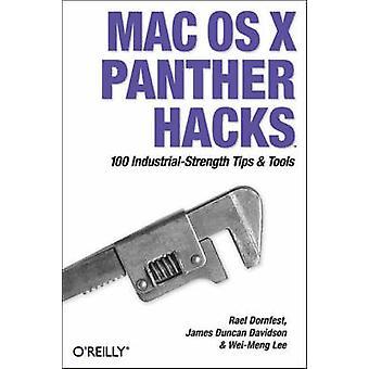 Mac OS X Panther Hacks (2. reviderede udgave) af James Duncan Davidson
