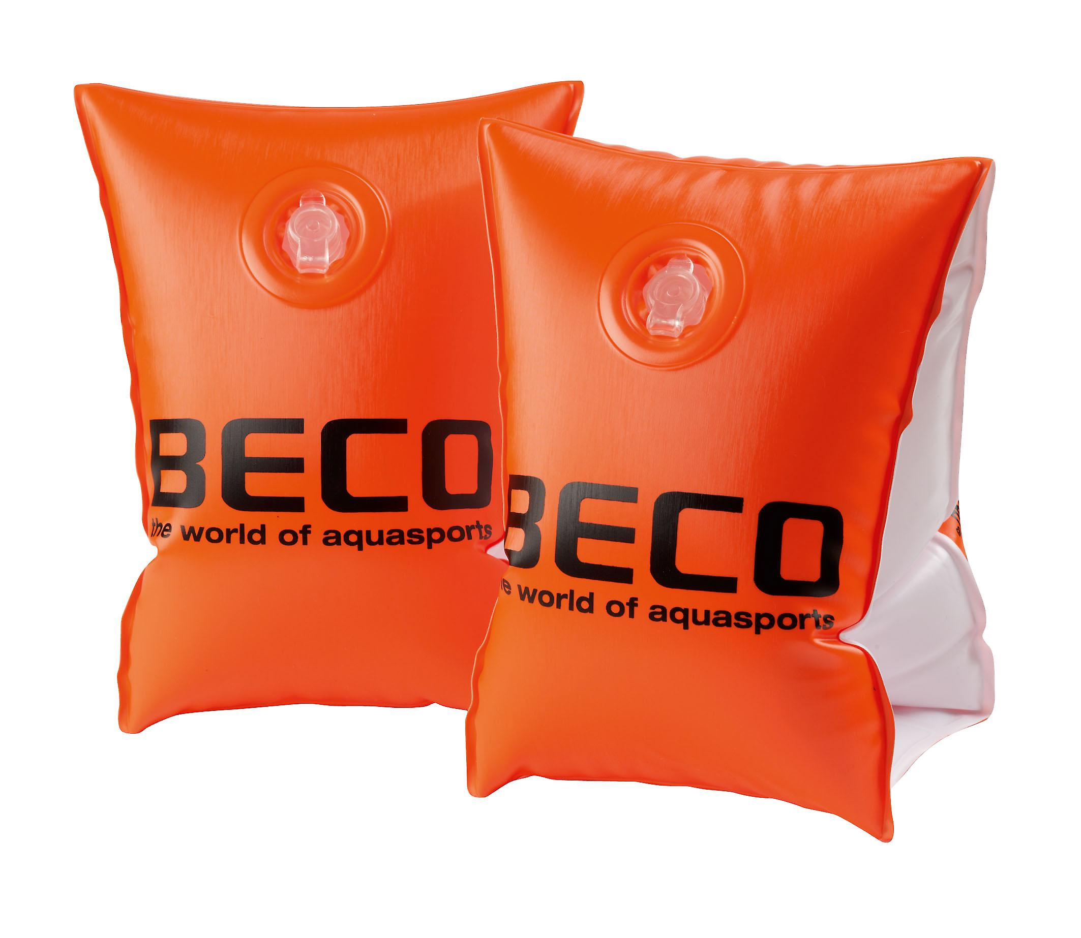 BECO Swimming Arm Bands for Babies - Orange