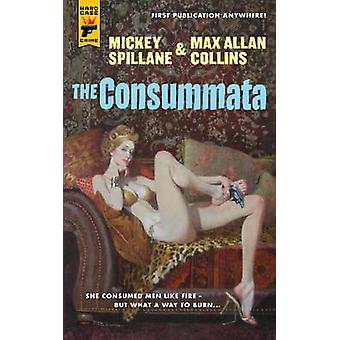 Consummata av mye - Max Allan Collins - 9780857682888