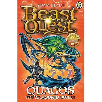 Quagos the Armoured Beetle by Adam Blade - 9781408334935 Book