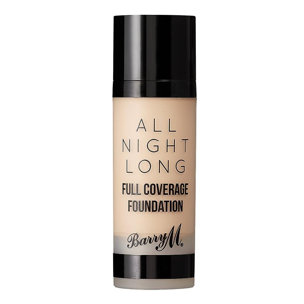M Long FoundationCashew Full Coverage All Night Barry bfy6g7