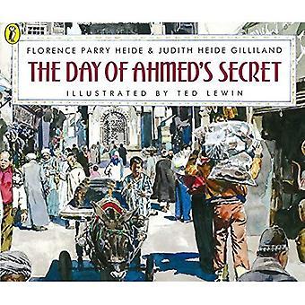 No dia do segredo de Ahmed (Puffin imagens)