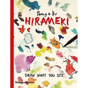 Hirameki: Zeichnen Sie, was Sie sehen