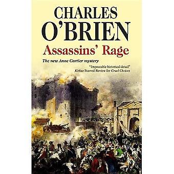 Assassinen Rage (Anne Cartier)