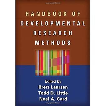 Handbok för utvecklingstoxicitet forskningsmetoder
