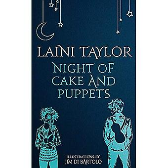 Night of Cake and Puppets: A Daughter of Smoke and Bone Novella - Daughter of Smoke and Bone Trilogy