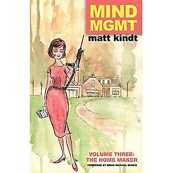 MIND MGMT Vol.3 : The Homemaker