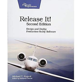 Release It! Design and Deploy Production-Ready Software (Paperback)