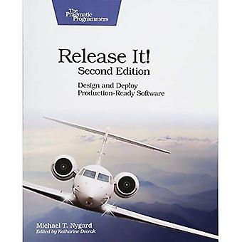 Suéltelo diseñar e implementar Software Production-Ready (libro en rústica)