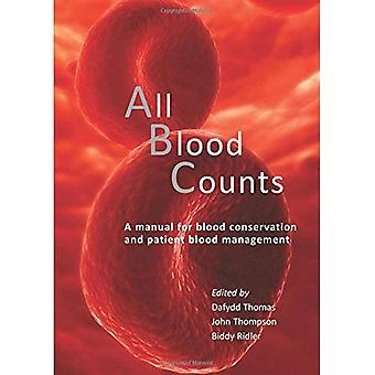 All Blood Counts: A Manual for Blood Conservation & Patient Blood Management