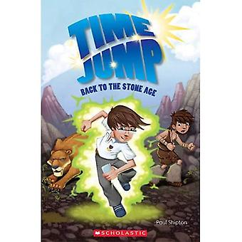 Time Jump: Back to the Stone Age (Popcorn Readers)