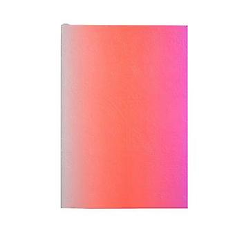 Christian Lacroix Neon Pink A5 8 X 6 Ombre Paseo Notebook by Christian Lacroix