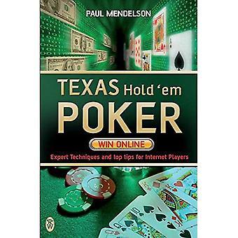 Texas Hold'em Poker: Online winnen