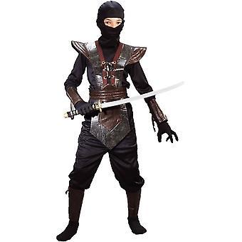Embroma el traje del Guerrero Ninja