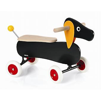 BRIO 30100 Ride On Dachshund 30100