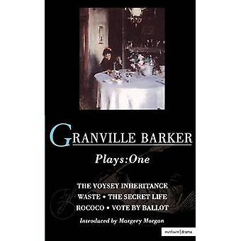 GranvilleBarker spelar en av Barker & Harley Granville