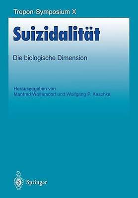 Suizidalitt by Wolfersdorf & Manfrouge