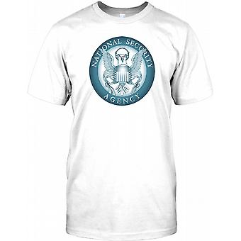 NSA National Security Agency - Cool Design Mens T Shirt