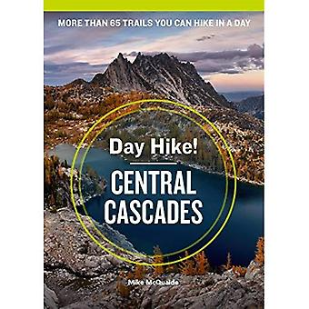 Day Hike! Central Cascades,� 4th Edition