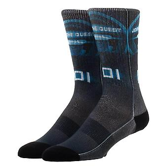 Ready Player One IOI Crew Socks  - ONE SIZE