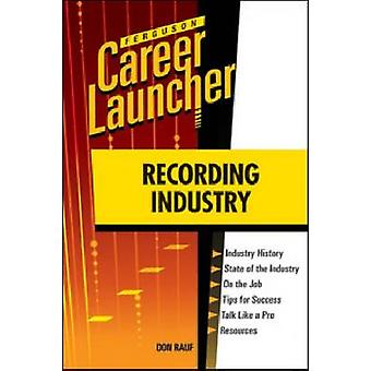 Recording Industry by Don Rauf - 9780816079551 Book