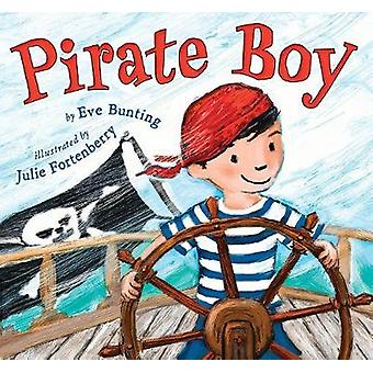 Pirate Boy by Eve Bunting - 9780823439799 Book