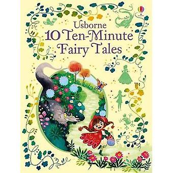 10 Ten-Minute Fairy Stories - 9781474938037 Book