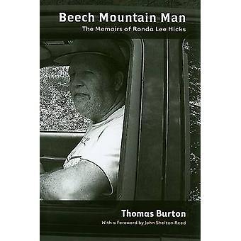 Beech Mountain Man - The Memoirs of Ronda Lee Hicks by Thomas Burton -