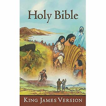 KJV Children's Holy Bible by Hendrickson Publishers - 9781598562927 B