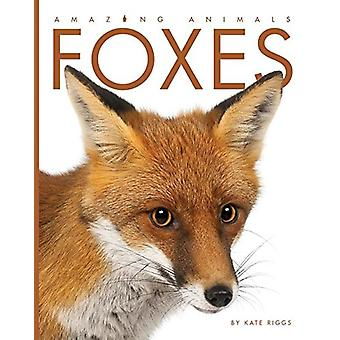 Foxes by Kate Riggs - 9781608188789 Book