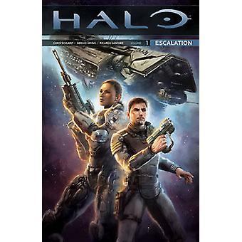 Halo - Escalation Volume 1 by Christopher Schlerf - 9781616554569 Book