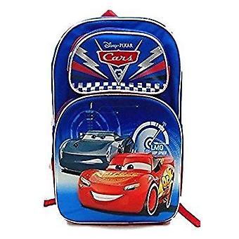 حقيبة ظهر - ديزني - سيارات الفائز 16& اقتبس 3D حقيبة مدرسية جديدة 109530