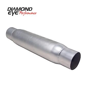 Diamond Eye Performance 400405 RESONATOR; 5in.; S/S