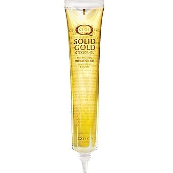 Qtica Cuticle Oil Gel - Solid Gold 48g